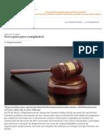 Novo Guia Para Compliance _ Valor Econômico.pdf