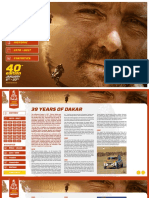 39 YEARS OF DAKAR. GuideHistorique-UK-PROD Interactif