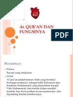 4 Al Qur'an n Fungsinya