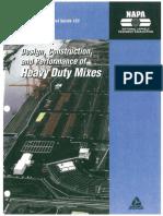 QIP-123 Heavy Duty Mixes