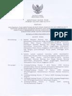 Harga Satuan Bupati Pidie 2019
