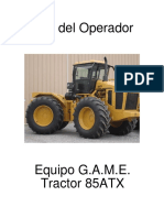 Manual de Operación Tractor 85ATX español.pdf