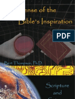 In defence of the bible inspiration