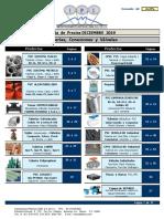 Lista de Precios IPL 12 19-01-4
