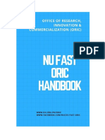 Click Here to download  FAST ORIC Handbook