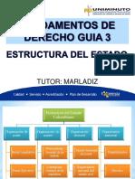 Guía Estructura del Estado