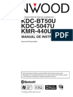 Kenwood KDC-BT50U