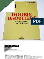 Doobie Brothers - Best of the Doobie Brothers (Full Band Score)