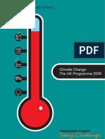 Climate Change 2006 UK Programme