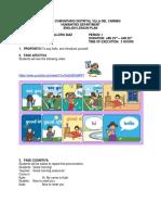Lesson Plan 2o12
