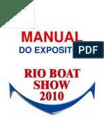 Manual Do Expositor RBS 2010