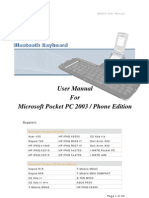 User Manual Ppc