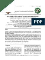 Optimization Waterbase paint.pdf