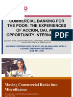 Commerical Banking