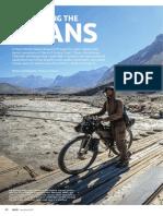 """Bikepacking the 'Stans"" - WILD Magazine"