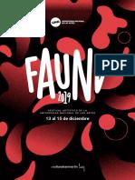 2019 Una Re Fauna PDF Programa