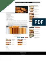 Onion Bhaji - Chifteluțe Indiene Cu Ceapă - Retete Culinare - Romanesti Si Din Bucataria Internationala