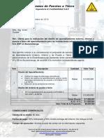 SPT  Propuesta de Apantallamienrto.