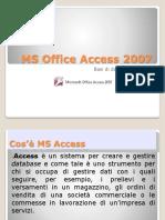 Access Fondamenti