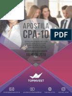 LO TopInvest ApostilaCPA10 Completa 20191016