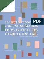 Livro sobre reparação dos direitos étnicos raciais