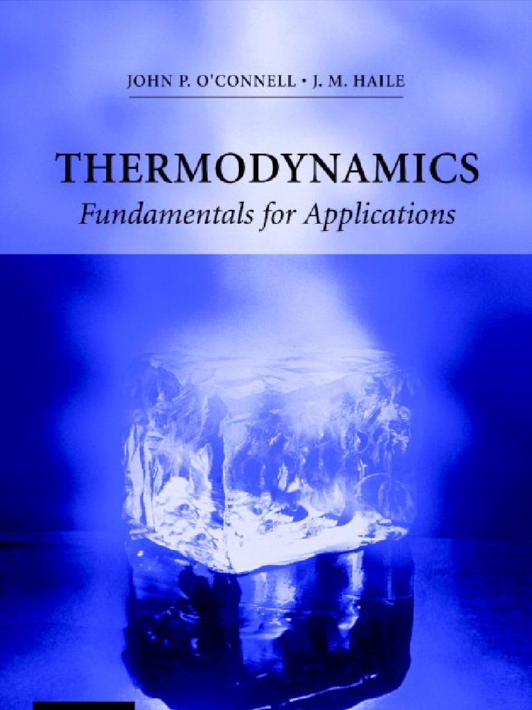Ebook thermodynamics fundamentals for applications j force ebook thermodynamics fundamentals for applications j force heat fandeluxe Gallery