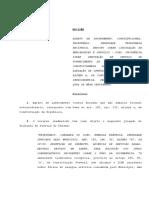 Análise do julgamento do resp 2802/12