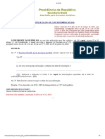 Decreto Nº 10.170, De 11 de Dezembro de 2019