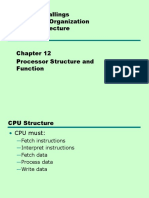 12_Processor Structure and Function.ppt