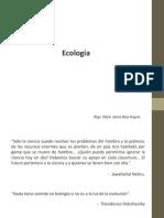 Teoría Ecología