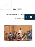 Proyecto Catequesis