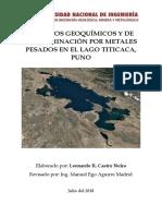 PROYECTO FINAL Geología Ambiental - Formato Abet