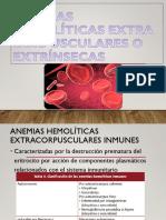 Hemato Anemias Hemolíticas Exposicion