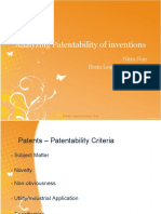Alcatel_Patentability