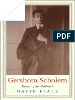 David Biale - Gershom Scholem_ Master of the Kabbalah (2018, Yale University Press)