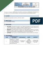 Manual de Procesos Fv