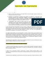 manual de conflicto e negociação
