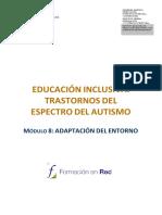 Educacion Inclusiva_trastorno Del Espectro Autista