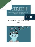 2-Direitos das Crianças, Políticas Públicas em Educação e a Escola na Era Digital - I SEREDH - 2017.pdf