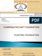 Biswajit Mohanty Compensated Raft