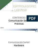 MICROCONTROLADORES Y LABVIEW