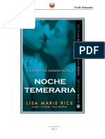 Lisa Marie Rice. Dangerous 4. Noche Temeraria