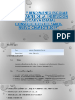Proyecto de Bioquimica Diapositiva