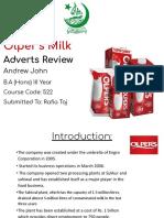 Olpers Milk Presentation1.Pptx