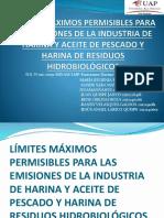 Lmp Industria Pesquera(Emisiones)