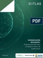 Informe Textil y de Confecciones Final Datlas