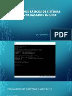 Comandos Básicos de Sistemas Operativos Basados en UNIX
