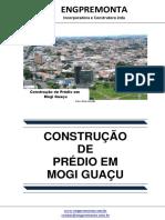 Construção de Prédio Em Mogi Guaçu