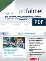 Presentacion GRUPO FALMET 2019 v0