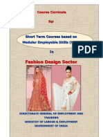 Fashion Design Sector
